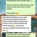 Tempat Aqiqah di Jakarta Selatan Murah