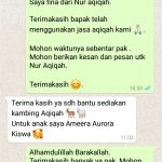 Paket Aqiqah Murah di Jakarta Selatan Murah